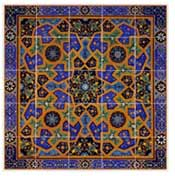 Lesson #12The Intricate Art ofPersian Tiles